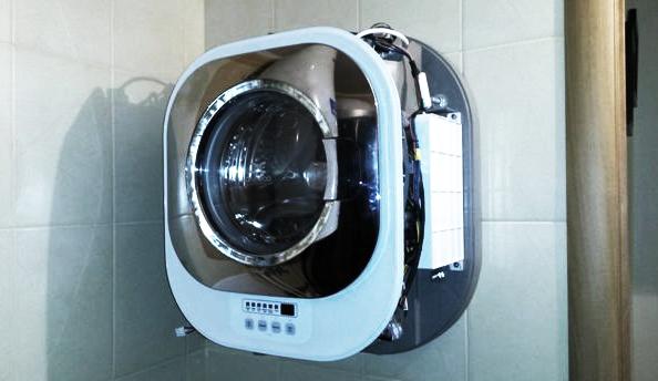 Настенная стиральная машина