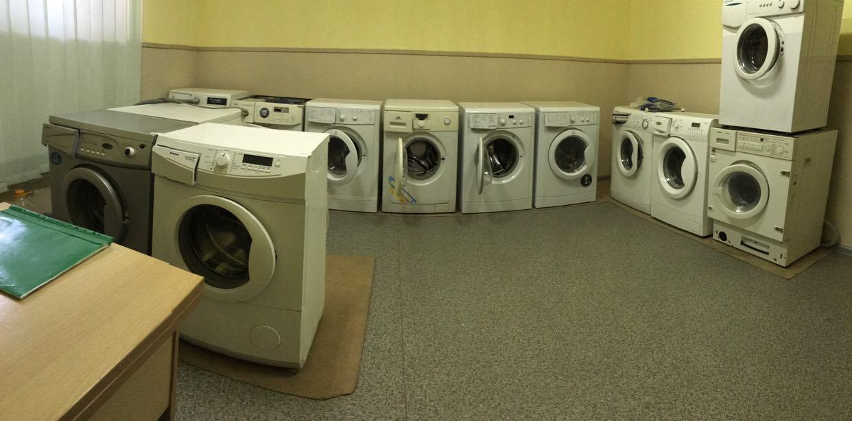 Выбираем бу стиральную машину