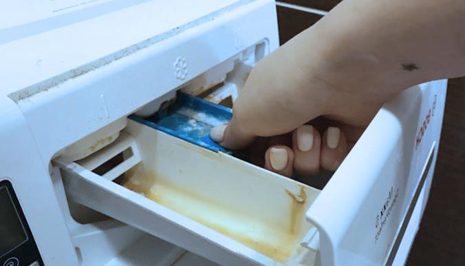 Причины появление ржавчины в стиральной машинке