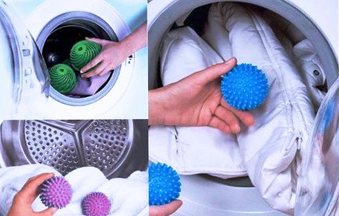 Стирка пуховика в стиральной машинке 2