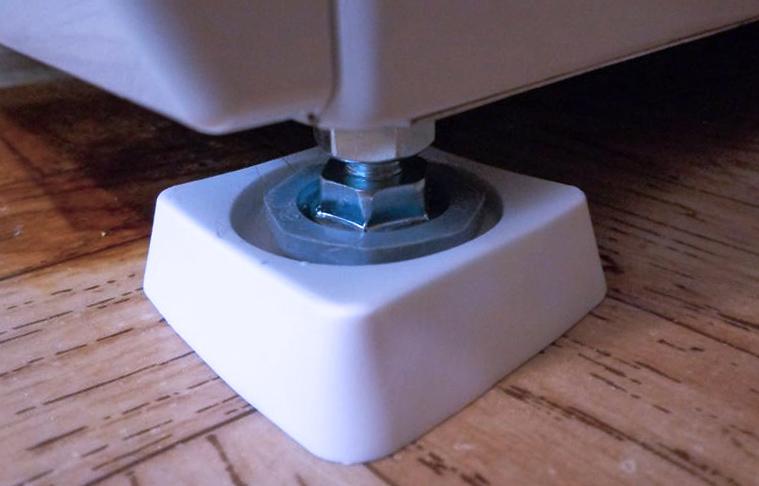 Как правильно установить стиральную машинку