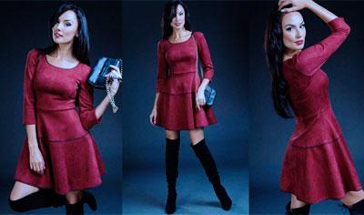 Как-постирать-замшевое-платье-в-стиральной-машинке